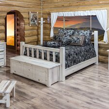 Homestead Panel Bed