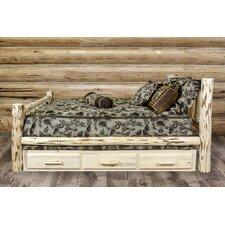 Montana Storage Panel Bed