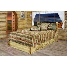 Glacier Country Storage Platform Bed