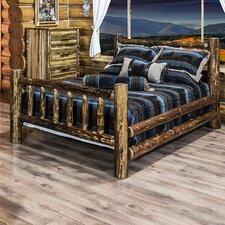 Glacier Country Panel Customizable Bedroom Set