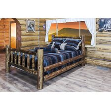 Glacier Country Collection Panel Bed