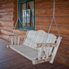 Montana Porch Swing with Chains