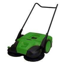 "31"" Deluxe Triple Brush Push Power Sweeper"