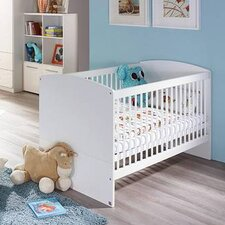 3-in-1 umwandelbares Babybett Manja