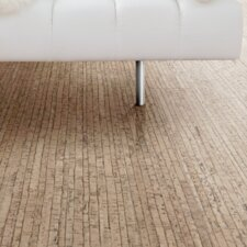 "Corkcomfort 5-1/2"" Engineered Cork Hardwood Flooring in Reed Meridian"