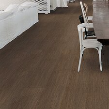 "CorkComfort 11-7/11"" Engineered Cork Hardwood Flooring in Wood Coffee"