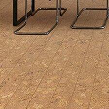 """CorkComfort 11-5/8"""" Engineered Cork Hardwood Flooring in Natural Cork"""