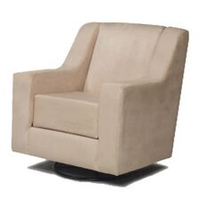 Mabybury Adult Glider and Ottoman