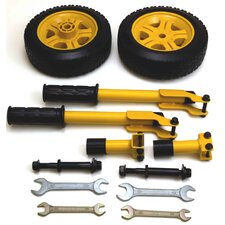 Generator Wheel And Handle Kit For 4050-Watt Generator