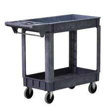 Two Shelf Utility Cart