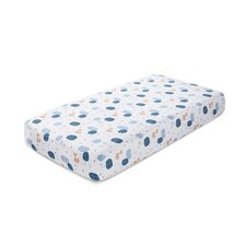 Into the Woods Organic Fitted Crib Sheet