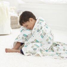 Wise Guys Dream Cotton Blanket