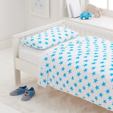 Fluro Classic Toddler 5 Piece Bedding Set