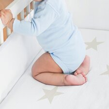 Super Star Scout Classic Crib Sheet