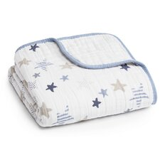 Rock Star Dream Cotton Blanket