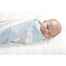 Liam The Brave 4 Piece Swaddle Blankets (Set of 4)