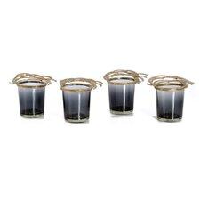 Costa Brava Glass Votive Holder (Set of 3)