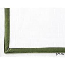 Pique Tailored Cotton Coverlet