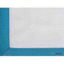 Pique Tailored Cotton Boudoir/Breakfast Pillow