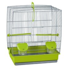 Harriet Bird Cage in Grey