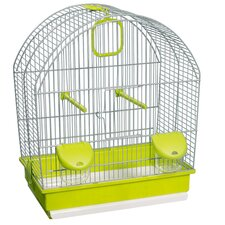 Bird Cage in Grey I