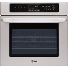 """30"""" Electric Single Wall Oven in Stainless Steel"""