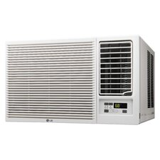 Slide In-Out 12,000 BTU Window Air Conditioner with Remote