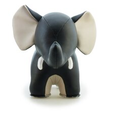 Abby II the Elephant Bookend