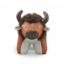 Bion the Steppe Bison Bookend