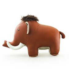 Boby the Mammoth Bookend