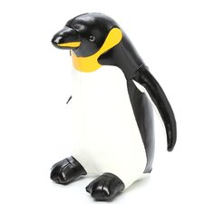 Classic King Penguin Bookend