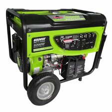 7500 Watt Portable Dual Fuel Generator