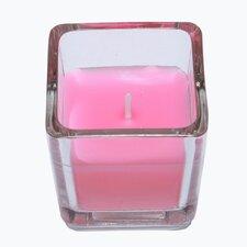 Square Glass Votive Candle