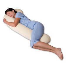 DreamWeaver 500 Thread Count Ergonomic Body Pillow