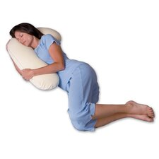 Snuggle Buddy 500 Thread Count Ergonomic Body Pillow