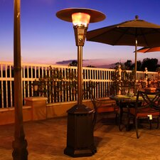 Venetian Liquid Propane Gas Patio Heater