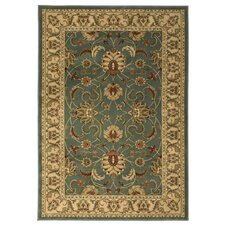 Kendra Green Area Rug