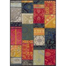Kaleidoscope Multi-Coloured Indoor/Outdoor Area Rug