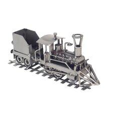 Locomotive Train Sculpture