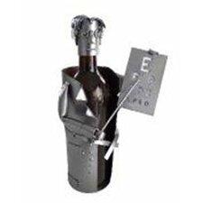 Eye Doctor 1 Bottle Tabletop Wine Rack