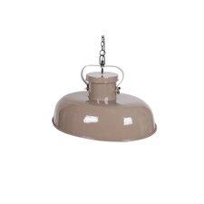 37 cm Lampenschirm aus Metall