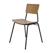 2-tlg. Esszimmerstuhl-Set Be Pure aus Massivholz