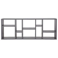 Vtwonen Wall Shelf Horizon with 10 Compartment