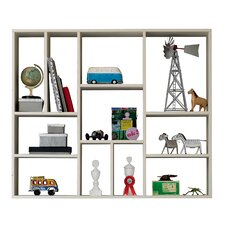 Vtwonen Wall Shelf with 11 Compartment