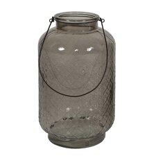 4-tlg. Wandleuchter Be Pure aus Glas