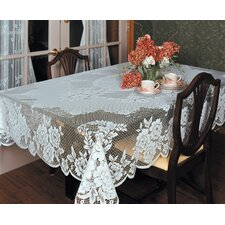 Victorian Rose Table Cloth