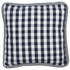 At Home Throw Pillow Cover