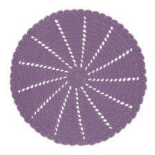 Modé Crochet Round Doily