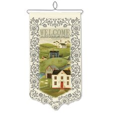 Country Home Welcome Wall Decor