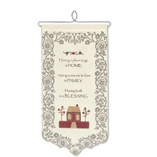 Home, Family, Blessing Wall Decor